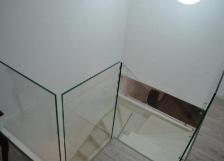 מעקה זכוכית דגם Z-1000-15, תמונה 3