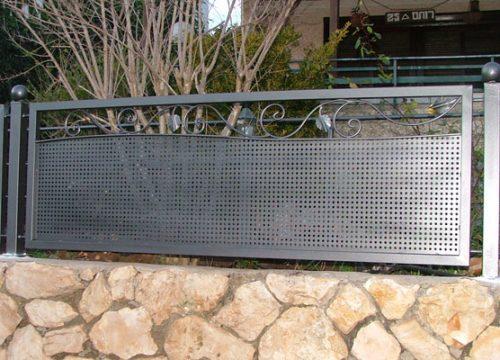 גדרות בשילוב רשת Gp100-10