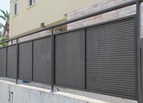 גדרות בשילוב רשת Gp100-12