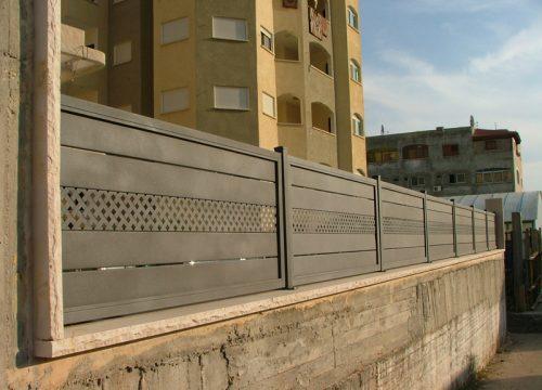 גדרות בשילוב רשת Gp100-13