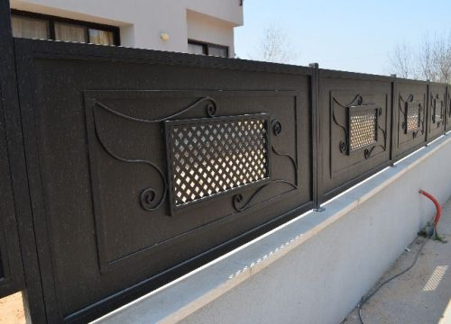 גדרות בשילוב רשת Gp100-19
